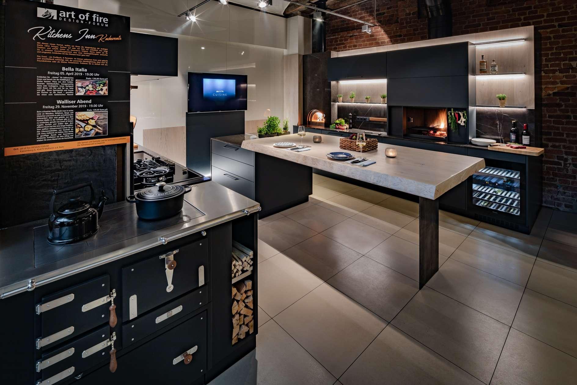 Kochen und Ambiente in einer neuen Dimension | Blog | Art of ...